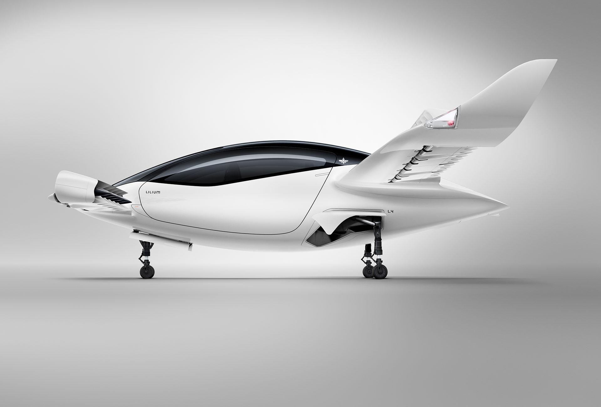 空中出租车制造商Lilium宣布与Qell Acquisition Corp.合并在纳斯达克上市,估值33亿美金